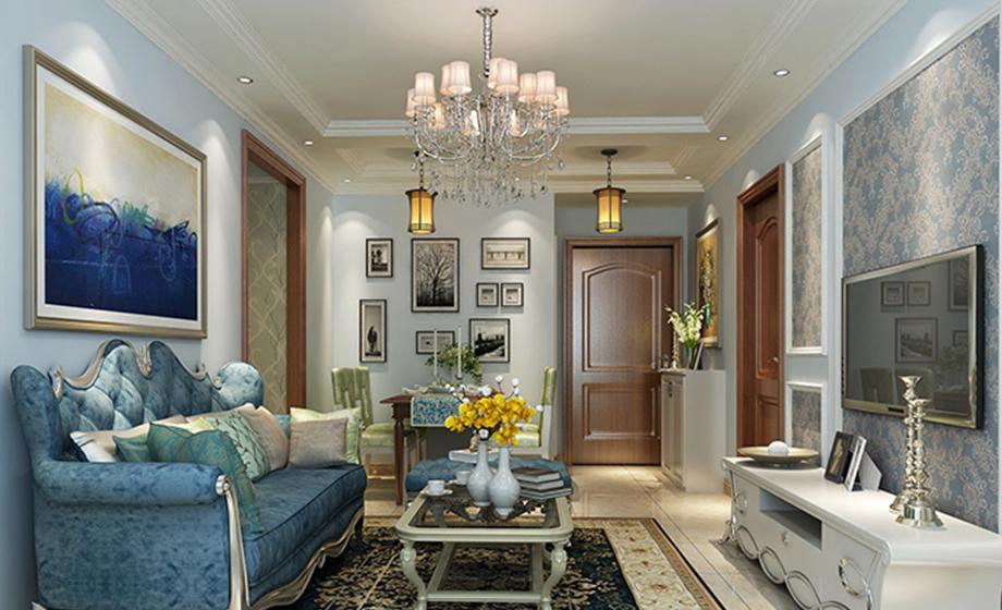 在地面、顶面的设计上,设计师煞费苦心,不显浮华,又不过于彰显个性,色彩的利用,冷暖结合,让家有了鲜活的气息 更多的是设计师很注意细节,在保证完美效果的同时,保证了空间的利用率,过道顶面的太阳线,让墙面与顶有了柔和的过渡,地面拼花设计更合理的化分了空间,书房与卫门错开,规避了风水问题更多的细节,让业主慢慢体会,慢慢发现
